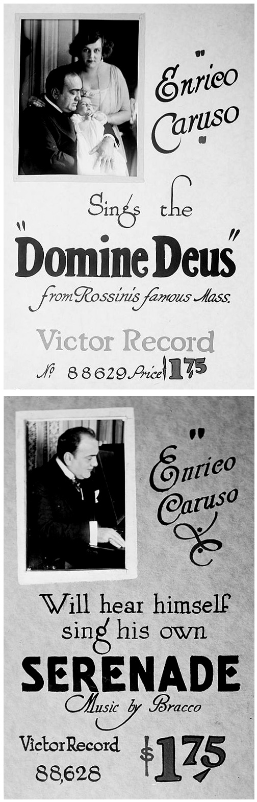 CARUSO_bain-posters