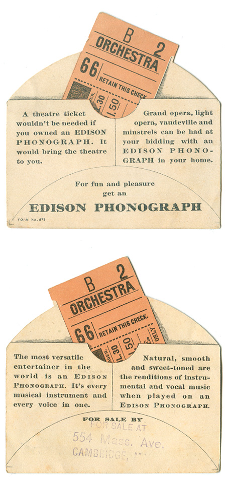 Edisons discount coupons
