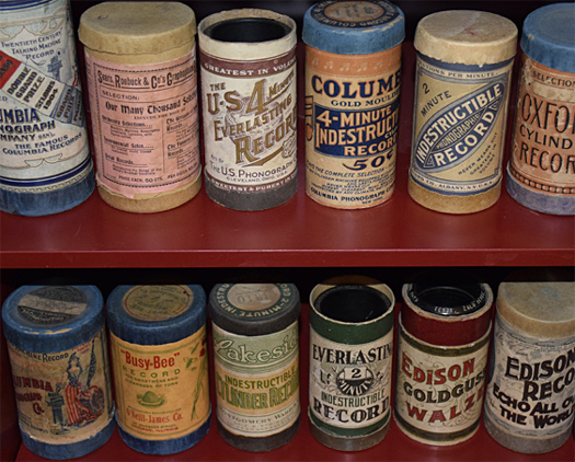 Dating edison cylinders archive